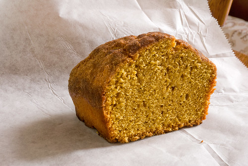 Pumpkin Bread - Pain à la citrouille