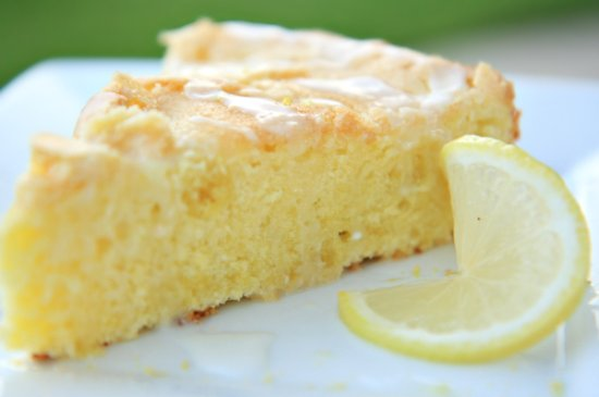 Lemon Olive Oil Cake HEADER