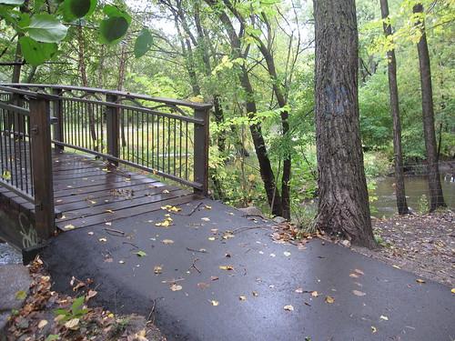Bridge over Minnehaha Creek West of 35W