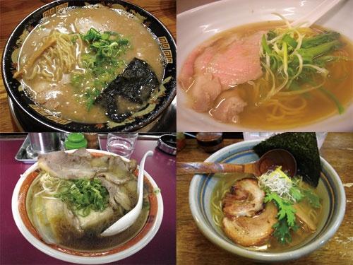 奈良のラーメンベスト10(2009年10月版)