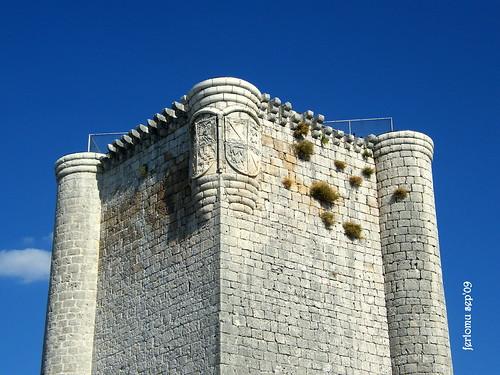 Íscar (Valladolid) castillo-1
