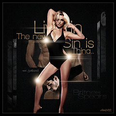 Britney Spears [ Livin In Sin Is The New Thing - Almis22 ] (Mr.JunkieXL) Tags: new november woman 3 ford love one living is friend spears no thing collection ashes sin colton covers britney 24th singles junkiexl lithium almis22