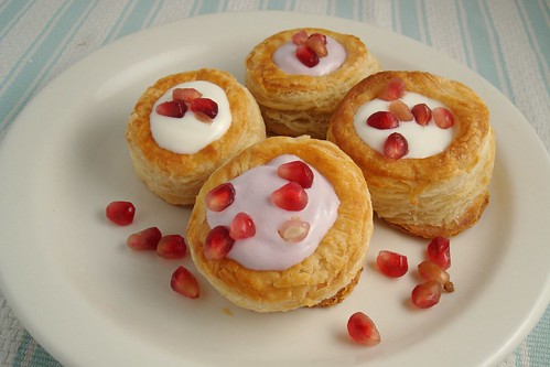 Daring Bakers: Vol Au Vents