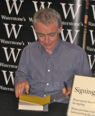 Eoin Colfer in Manchester
