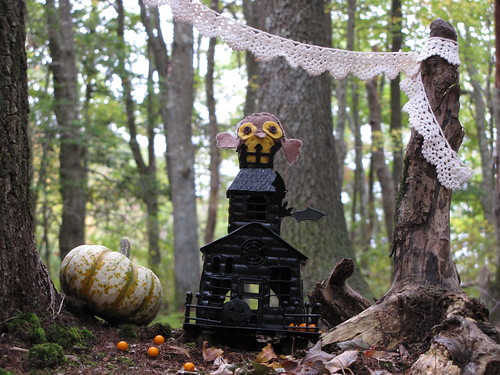 Halloween bash the neighbors