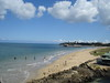 The beach at Queenscliff