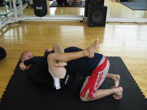 Elbow Strikes