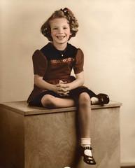 Sheila Feb.19520115.JPG (A2 Mac Geek) Tags: portrait people 15fav usa newyork amsterdam mom 1952 montgomerycounty immediatefamily slezak