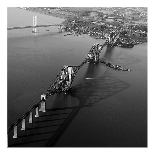 Forth Bridge Shadow