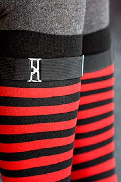 Sock garters at Sock Dreams 3