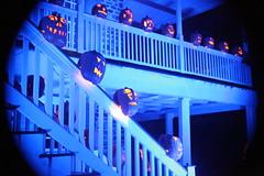IMG_0967 (lulubrooks) Tags: sleepyhollow jackolanternblaze pumpkinblaze 20091018hudsonvalley