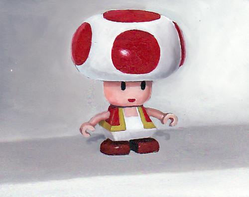 mushroom-head