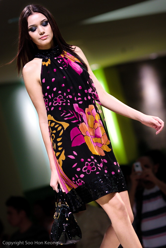 The Gardens Mall Fashion Week (Muse By Alvin Tay) @ KL, Malaysia