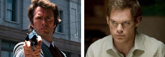 Dexter Dirty Harry
