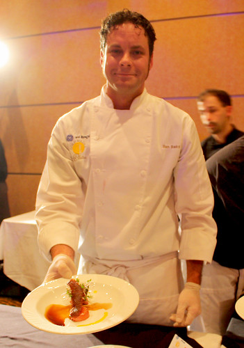Chef Ben Baird