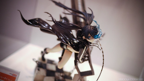 Black Rock Shooter Figures