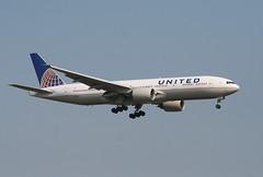 N788UA B777-200 United
