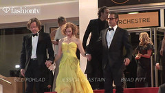 Brad + Angelina @ The Tree of Life Premiere - Cannes Film Festival 2011 (FashionTV on Flickr) Tags: life tree film fashion festival brad tv cannes angelina jolie premiere pitt the 2011 ftv brangelina fashiontv