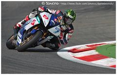 MONZA - SBK/SS 2011 (Daniele Tonoli) Tags: ss moto ascari pista davies chaz autodromo monza supersport piloti sbk motociclismo piega sincro autodromomonza