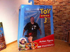 Action Figure Box