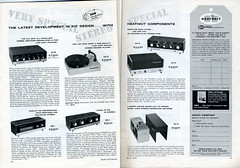Heathkit May 1960 (Nesster) Tags: vintage magazine print ad tube advertisement stereo valve advert kit tuner amplifier audio hifi 1960 heathkit preamp