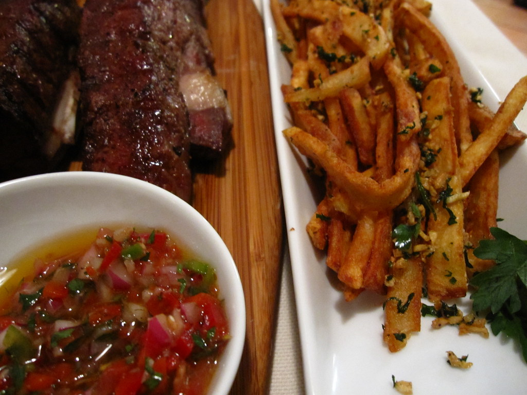 Forum on this topic: Asado: Argentinean Grilled Steak with Salsa Criolla, asado-argentinean-grilled-steak-with-salsa-criolla/