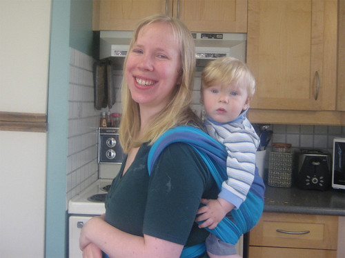 Rucksack carry in the Didymos