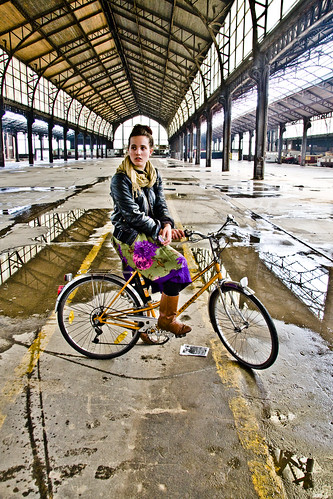 Barcelona Cycle Chic in Brussels