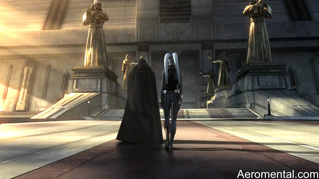 Star Wars Old Republic Templo Jedi