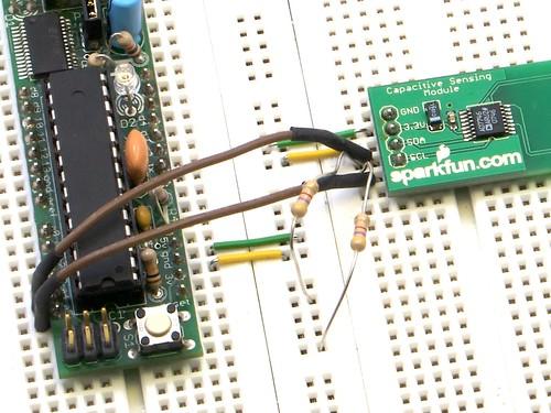 Arduino & AD7746