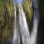 Desolation Falls panned