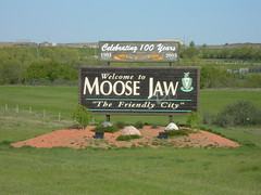Welcome to Moose Jaw
