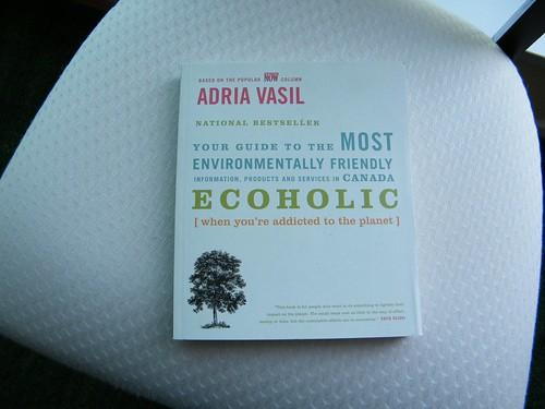 Ecoholic Book