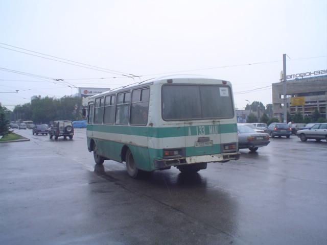 Autocarros em Almaty, Cazaquistão