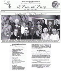 Of Poets And Poetry, June 2009