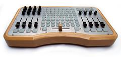 Ohm64 Front (livid instruments) Tags: wood diy dj vj led software usb midi instruments ohm livid powered ohm64