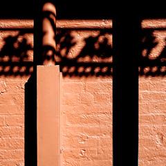 Dare Not Speak His Name (DEARTH !) Tags: shadow red brick silhouette wall delete10 delete9 delete5 delete2 delete6 delete7 delete8 delete3 delete delete4 save frenchquarter dearth