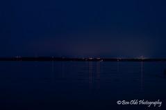 Across the Lake... (benoldsphotography) Tags: lake skyline night madison bluehour nikond90 daneco