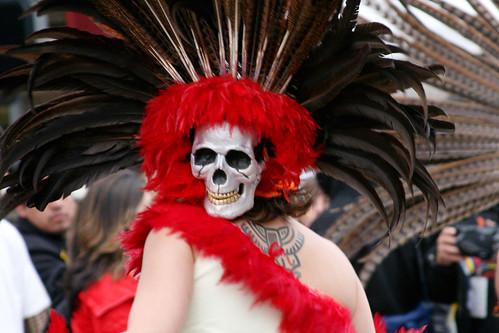 Muertos Dancer