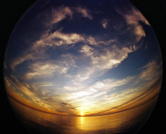 Planet Sunset, Image