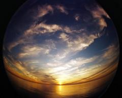 Planet Sunset