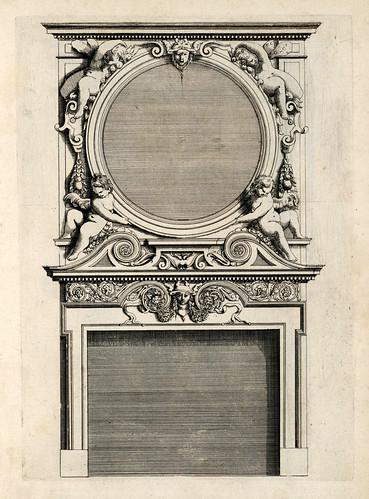 010-Livre d'architecture d'autels, et de cheminees- Barbet Jean-1633- © Institut national d'histoire de l'art