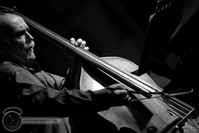 Bass Summit at Dizzy's 62809 © Michael Klayman-047