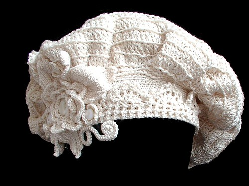 Crochet tam in Women's Accessories - Compare Prices, Read Reviews