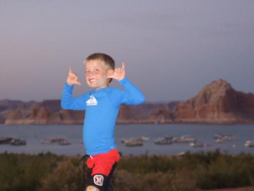 Lake Powell '08