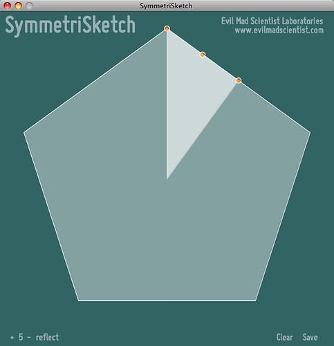 SymmetriSketch 1