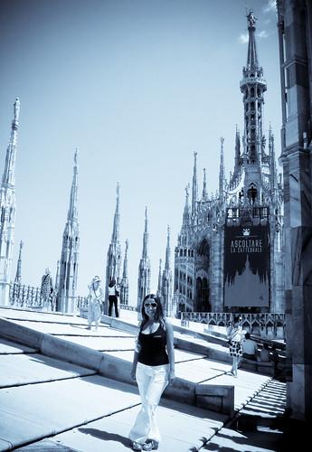 Le terrazze del Duomo di Milano..visita orari e biglietto - caffeblog
