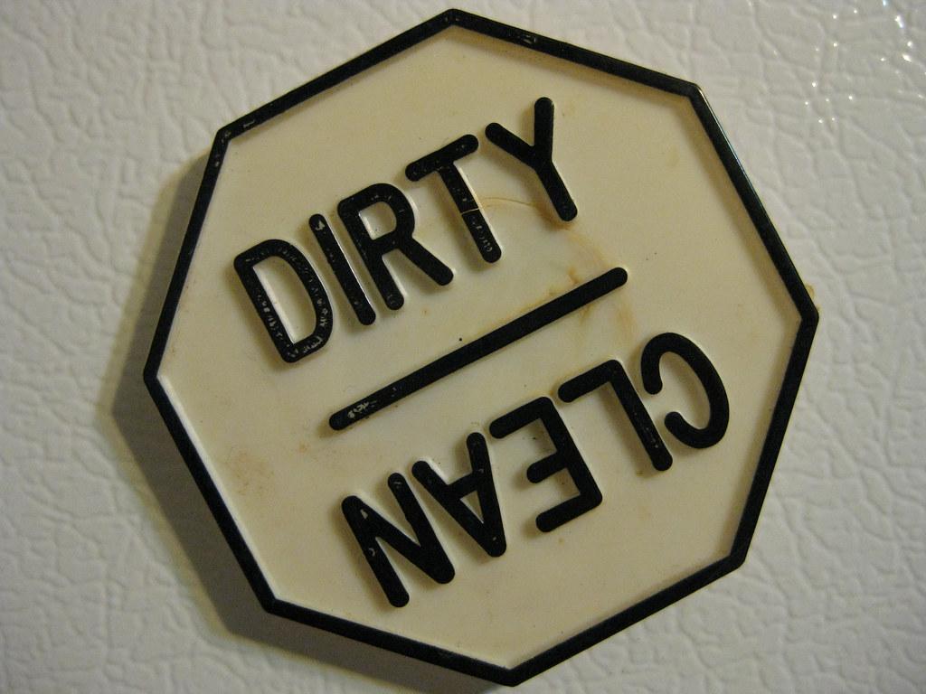 210/365: Dirty Clean