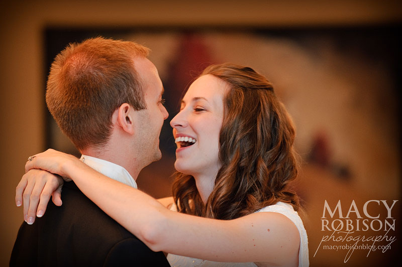 First Dance Laugh