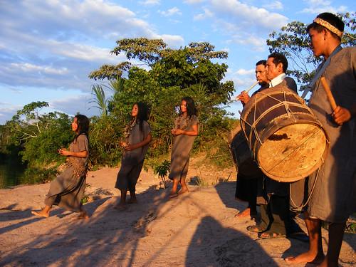 Puerto Inca, Huánuco, Danzas típicas